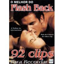 Dvd O Melhor Do Flashback 92 Video Clips (original, Lacrado)