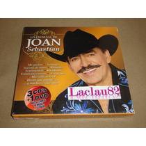 Joan Sebastian Lo Esencial 2013 Sony Cd Nuevo 3 Cds 1 Dvd