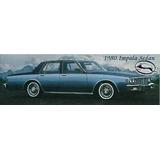 Frontal Impala Caprice 80 Original Plastico Perfecto Estado