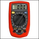 Multimetro Digital Prasek Con Temperatura Pr-75c