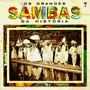 Cd / Grandes Sambas 7: Jacob Do Bandolim, Marlene, Trio Ouro