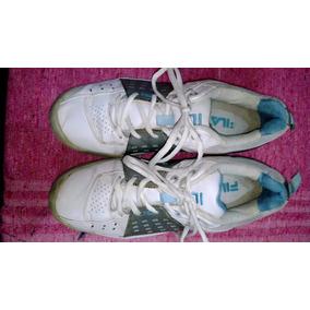 Zapatillas Fila Nº38-plantilla Mide 25,5cm-suela Mide 28cm.