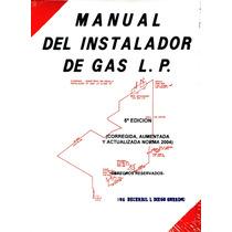 Mnl Del Instalador De Gas L.p. - Becerril, Onesimo