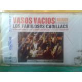 Casete Los Fabulosos Cadillacs Vasos Vacios Nuevo Y Sellado