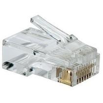 Plug Conector Rj45 Para Cable Red Utp Cat 5e 100 Piezas /a