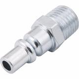 Conector Macho C/ Rosca P/ Rede De Ar Comprimido 1/4 Vonder
