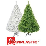 Arbol D Navidad Artificial Canadiense 1m Naviplastic Oferta