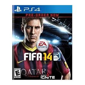 Fifa 14 2014 Ps4 Psn Envio Digital Imediato