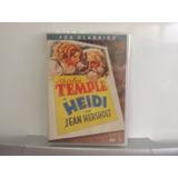 Dvd Heidi - Shirley Temple - Lacrado De Fábrica - Original