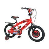Bicicleta Bianchi Hotwheels Aro 16 Roja
