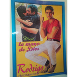 Poster De Diego Maradona Con El Potro Rodrigo