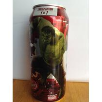 Dr Pepper Marvel Avengers Age Of Ultron Hulk 473ml Exclusiva