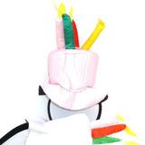 Vincha Torta De Cumpleaños!!! X 12 Precio Mayorista