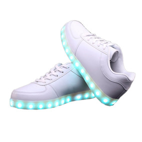 Zapatillas Led Blancas Del 35 Al 44 Capital Federal