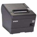 Impresora Termica Epson Tm-t20ii-usb,serial, Negra