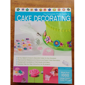 Libro Cake Decorating