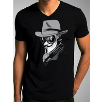 Playera Anonymous, V De Venganza, Cool - Unisex- 100% Nueva