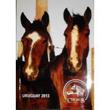 Anuario Soc. Criadores Caballos Criollos Uruguay 2013