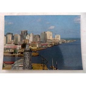 Cartão Postal Porto Alegre Vista Centro Porto Rs