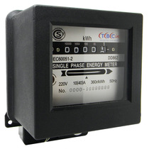 Medidor Electricidad Monofasico Luz Electrico 60a Tbcin D862