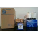 Kit De Filtros Para Chevrolet S10 Aceite+aire+gasoil X2*