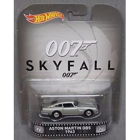 Hot Wheels Retro 2016 - Aston Martin Db5 1963 - 007 Skyfall