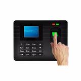 Relógio Ponto Biométrico Digital Portugues Pendrive110v/220v