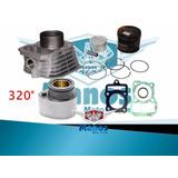 Kit Força Turbinado Cg/titan 125 02/2004 4mm +comando 320°