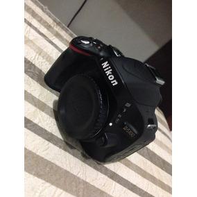Máquina Fotográfica (nikon D5100) Completa Com Uma Lente Dx