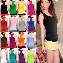 Lote De 12 Blusas De Mujer De Colores Moda Japonesa Ropa