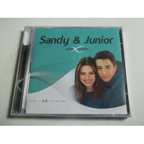 Sandy E Junior - Cd Duplo - Coleção Sem Limite - Lacrado!!!!