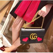 Bolsa Inspirada Na Gucci
