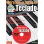 Libro Aprende A Tocar El Teclado Con Dvd - Los Chiquibum