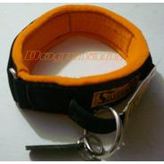 Collar Intervención T20 Nylon Fieltro Asa Guardia Silverado