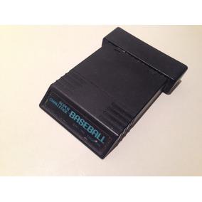 Super Challenge Baseball Atari 2600 (original Importado)