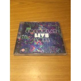 Coldplay Live 2012 Cd Dvd Argentina Pop Rock