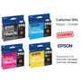 Pack Epson T296 Cuatro Colores