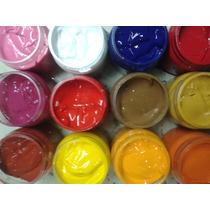 Pintura Acrílica Profesional Directo Fabrica X 250cm3