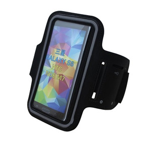 Funda De Brazo Deportiva Armband Para Samsung Galaxy S5 Mp3