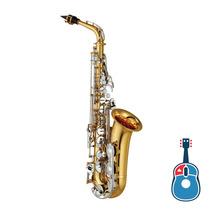 Sax Alto Yamaha Yas 26 Id Laqueado + Frete Gratis + Nf