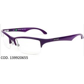 Armação Para Oculos Grau Mormaii Maral 139920655 Violeta