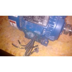 Motor Trifasico Siemens De 1 1/2 Caballos (envio Incluido)