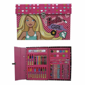 Barbie Set De Arte Completo Art-924