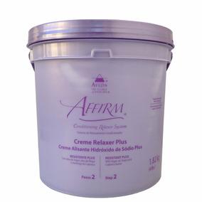 Avlon Affirm Hidróxido De Sódio Relaxer Resistent Plus+brind