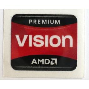 Adesivo Original Amd Vision Premium