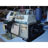 Overlock Crown 3 Hilos Series 6000 Ultima Generacion