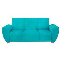 Sofa Familiar Fendi Minimalista Salas Sillon Mobydec Muebles