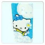Capa Hello Kitty Para Sony Xperia P - Lt22i - Azul