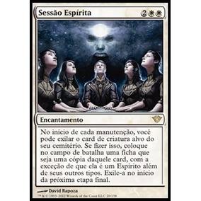 Sessão Espírita / Séance