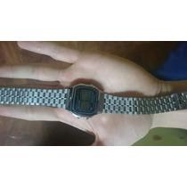 Reloj Casio Retro Plateado (chino)